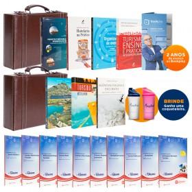 REF.10623 - Coleção de Livros Turismo e Hotelaria