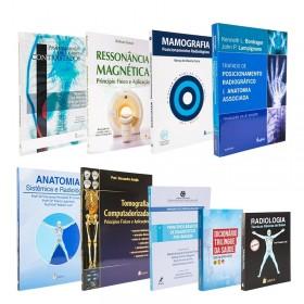 REF.11534 - Coleção de Livros Radiologia