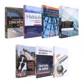 REF.14692 - Coleção de Livros Engenharia