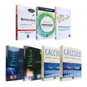 REF.14693 - Coleção de Livros Fundamentos de Engenharia