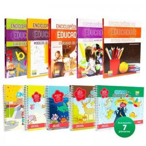 REF.14700 - Coleção de Livros Pedagogia Infantil