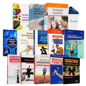 REF.14711 - Coleção de Livros Educação Física / Bacharel