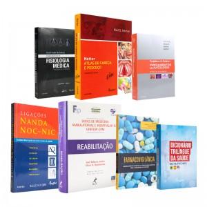 REF.15745 - Coleção de Livros Medicina - Ciências Básicas da Saúde
