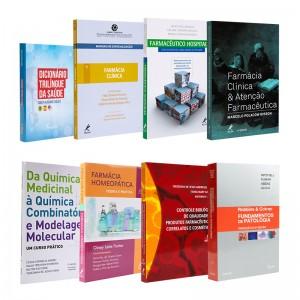REF.15949 - Coleção de Livros Farmácia