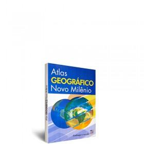 REF.0202 - Atlas Geográfico Novo Milênio