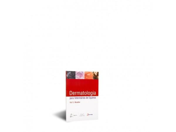 REF.3438 - Dermatologia para Veterinários de Equinos
