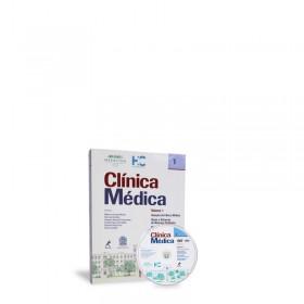 REF.3477 - Clínica Médica - Volume 1