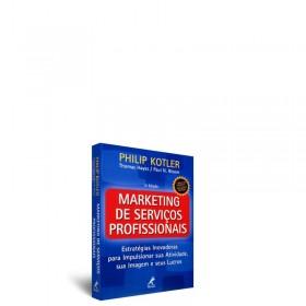 REF.4090 - Marketing de Serviços Profissionais