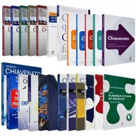 REF.4104 - Coleção de Livros Administração Acadêmica