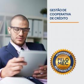 REF.5892 - Pós-Graduação em Gestão de Cooperativa de Crédito