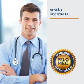 REF.5898 - Pós-Graduação em Gestão Hospitalar