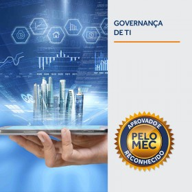 REF.5899 - Pós-Graduação em Governança de TI