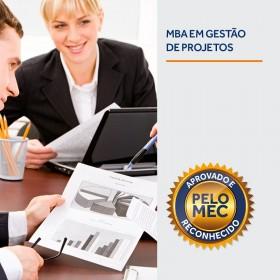 REF.5905 - MBA Gestão de Projetos