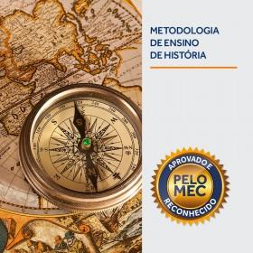 REF.5914 - Pós-Graduação em Metodologia de Ensino de História