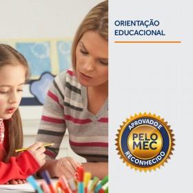REF.5916 - Pós-Graduação em Orientação Educacional