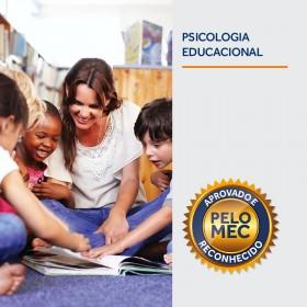 REF.5919 - Pós-Graduação em Psicologia Educacional