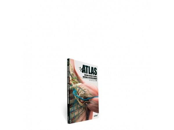 REF.7026 - Atlas - Biologia Celular e Tecidual, Anatomia e Fisiologia Humanas.