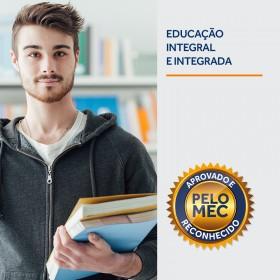 REF.7041 - Pós-Graduação em Educação Integral e Integrada