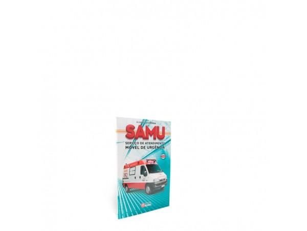 REF.7807 - Samu -  Serviço de Atendimento Móvel de Urgência