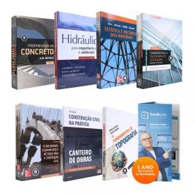 REF.9017 - Coleção de Livros Engenharia