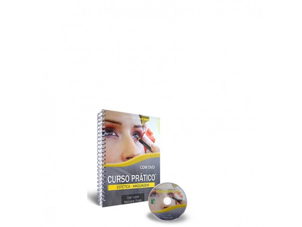 REF.0945 - Curso Prático - Estética e Maquiagem