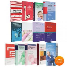 REF.9753 - Coleção de Livros Pediatria